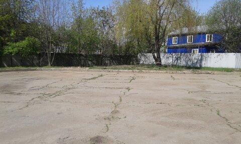 Сдается !Открытая площадка 800 кв.м, покрытие бетон.Закрытая территория - Фото 1