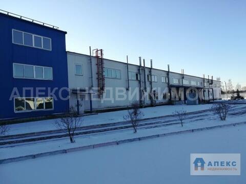 Продажа помещения пл. 4085 м2 под производство, , Наро-Фоминск . - Фото 1