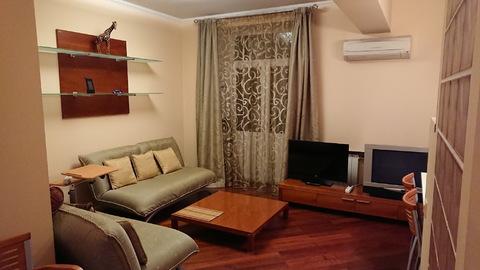 2х-комнатная стильная квартира рядом с м. Октябрьское поле - Фото 1