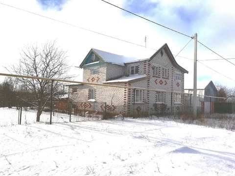 Продаю дом в Селиванкино 12 км.от Чебоксар - Фото 3