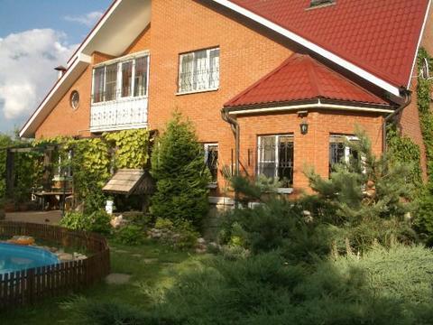 Сдается в аренду дом, Сколковское шоссе, 5 км от МКАД - Фото 1