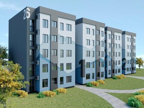 Продажа квартир в микрорайоне новой застройки - Фото 2