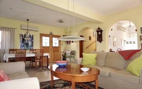 Великолепная 3-спальная Вилла с отличным видом в районе Пафоса - Фото 5