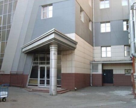 Здание на Цветном б-ре - Фото 1