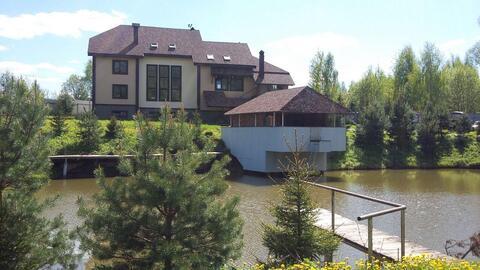 Сдается 2-х этажный дом 250 кв.м. в д. Шилово, Боровского района - Фото 2