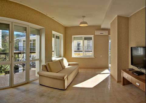 Продается роскошный видовой пентхаус в новом доме в Восходе - Фото 1