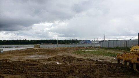 Пром. участок 50 сот на бетонке в 30 км по Киевскому шоссе - Фото 2