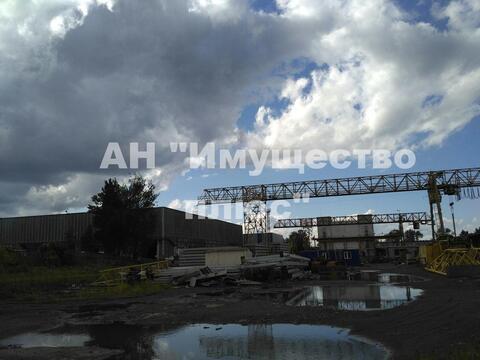 Продается производственная база, ул. Новоажимова. 28000 кв.м. - Фото 1