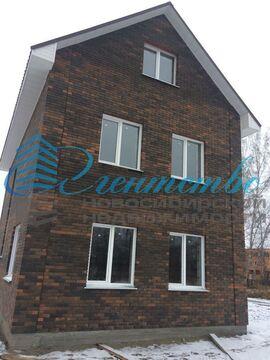Продажа дома, Тулинский, Новосибирский район, Академика Першилина - Фото 4