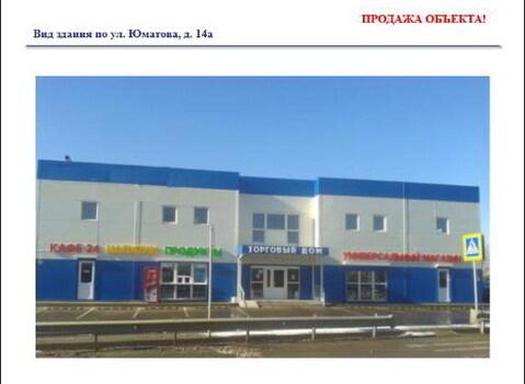 Здание торгового центра на въезде в Киржач - Фото 2