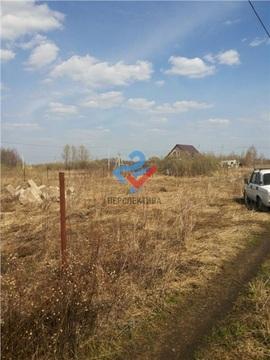 Участок в Калининском районе, д. Базилевка, Сад №33 СНТ Ромашка - Фото 4