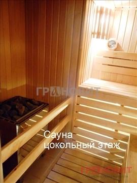 Продажа дома, Элитный, Новосибирский район, Рябиновая - Фото 1