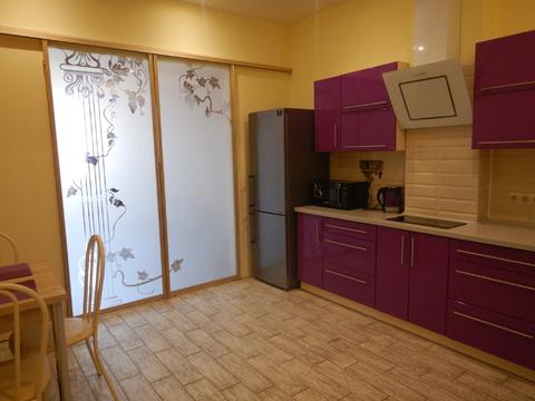 Сдаю посуточно 1-конм. квартиру, Севастополь-Сенявина-5, 4 эт, 45 кв.м - Фото 2