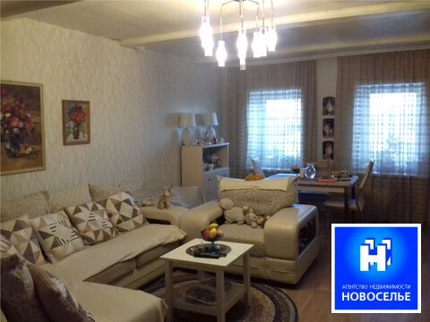 Продажа дома 85 кв.м. Рязанский район, с Рубцово - Фото 1