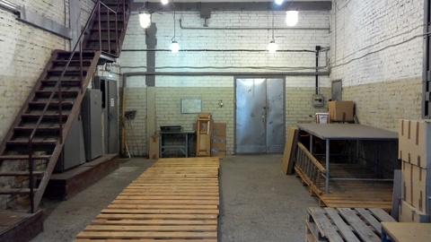 Склад отапливаемый, складское помещение, 240 м2 - Фото 1