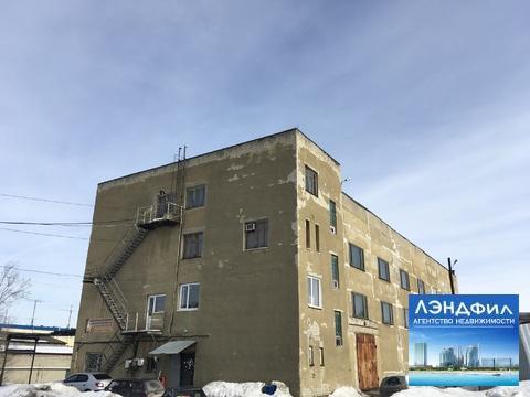 Производственно-складской комплекс, ул. Попова, 12 - Фото 1
