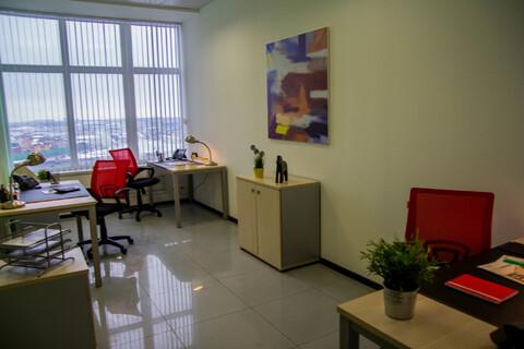 Сдается офис в БЦ Новомосковский . 17,8 кв.м. - Фото 4
