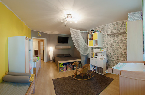 Отличная однокомнатная квартира - Фото 4