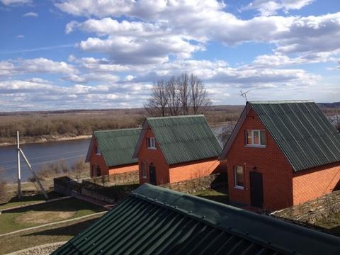 Продаётся действующая мини- база отдыха на берегу реки Ока д. Дракино - Фото 1