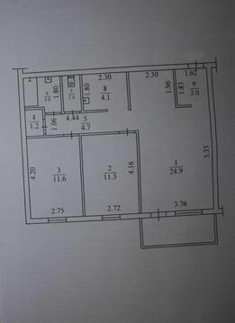 Продажа квартиры, Якутск, Борисовка 2 мкр - Фото 4