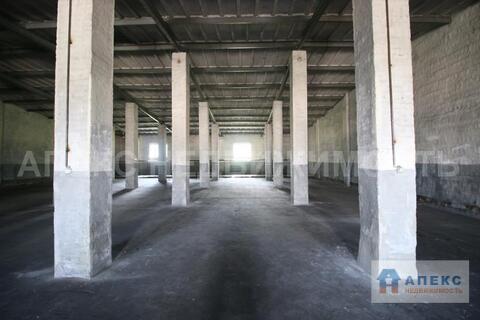 Аренда помещения пл. 621 м2 под склад, производство, Домодедово . - Фото 3