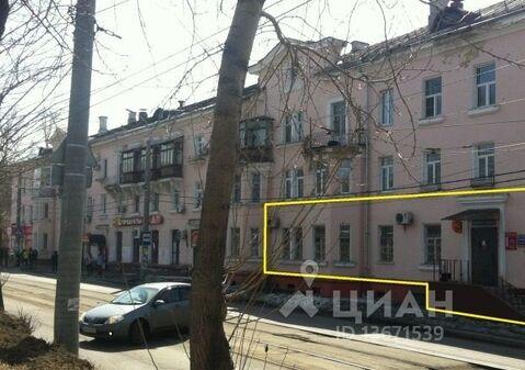 Продажа торгового помещения, Хабаровск, Ул. Джамбула - Фото 1