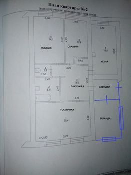 Продажа дома, Анжеро-Судженск, Ул. Тайгинская - Фото 2