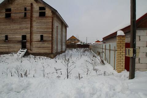 Недостроенный брусовой дом на участке 15 соток в ДПК Колосок - Фото 5