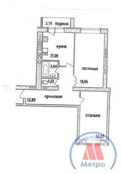 Квартира, ул. Комсомольская, д.123 - Фото 3