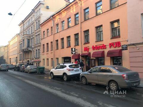 Продажа квартиры, м. Сенная площадь, Большая Подьяческая улица - Фото 1