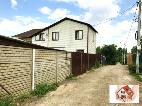 Продам 2 дома по 120кв.м. на 6 сот. Каширское шоссе 3 км от МКАД - Фото 2
