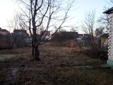 Продажа участка, Брянск, Ул. Городищенская - Фото 1