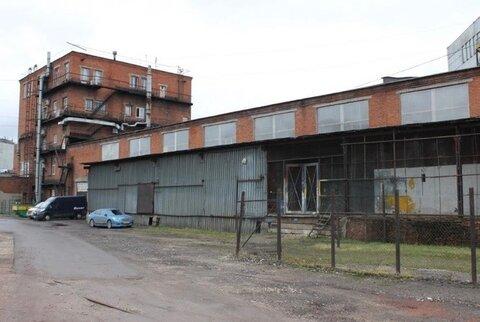М.Киевская Бережковская наб. .20 На 1 эт. сдается производство 1503 кв - Фото 3