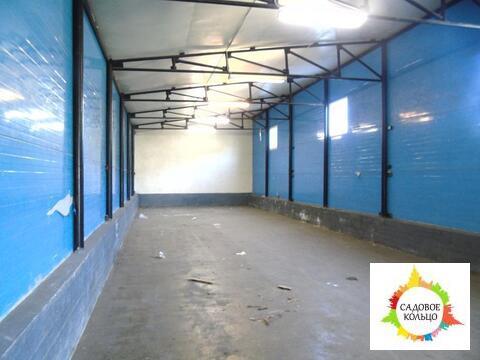 Утепленный склад на пандусе - Фото 2
