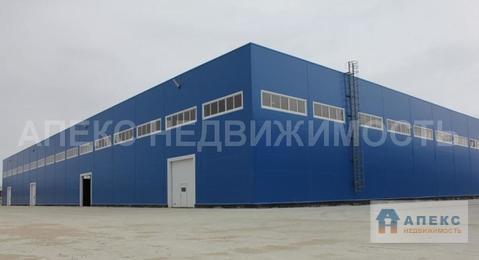 Продажа помещения пл. 10547 м2 под склад, производство, , офис и . - Фото 3