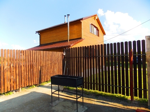 Коттедж на сутки для отдыха в Плотниково - Фото 3