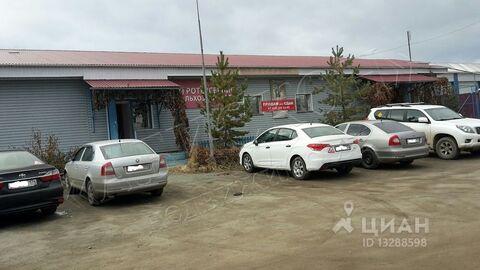 Продажа склада, Челябинск, Троицкий тракт - Фото 1