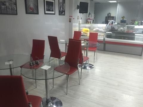 Готовое кафе в торговом центре в Химках - Фото 1