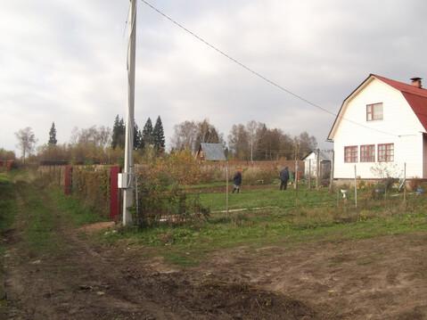 Продается участок в красивой приозерной деревне Волково Рузский р.