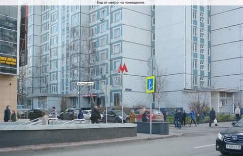 Торговое помещение 44.3 кв.м, м.Крылатское - Фото 1