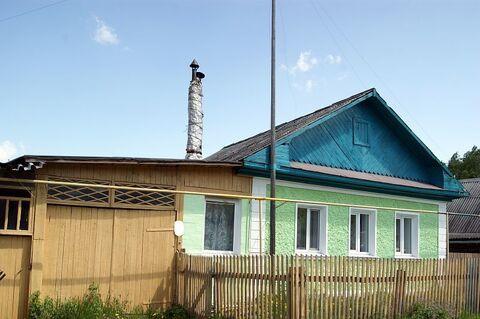 Жилой дом у леса 61м2 на зем.уч. 13 сот. ул. радищева Ревда - Фото 2