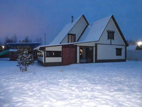 Зимний дом, дер. Межники - Фото 1