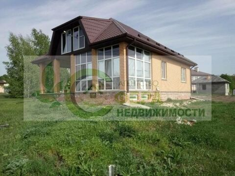 Продажа дома, Озерки, Старооскольский район - Фото 1