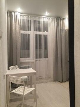 1-комнатная, с ремонтом, мкрн Перспективный - Фото 3