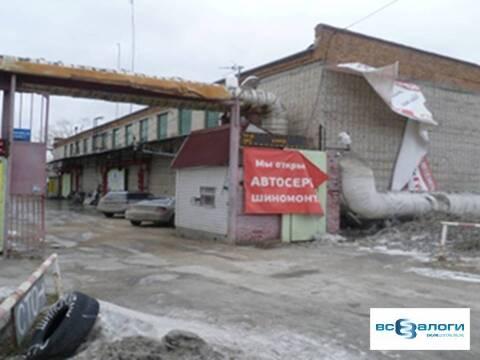 Продажа производственного помещения, Новосибирск, Ул. Планетная - Фото 4