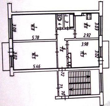 Продажа квартиры, Калуга, Льва Толстого - Фото 2