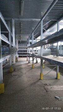 Сдается теплое складское помещение 330м2, 1эт, ул. Салова 46 - Фото 4
