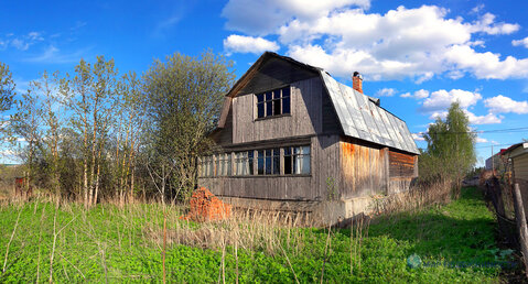 Оформленный участок с домом в деревне Никиты Волоколамского района МО - Фото 2