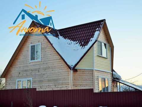 Продается деревянный дом в селе Ворсино Калужской области - Фото 3