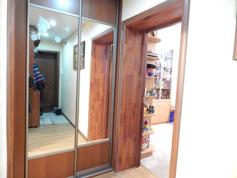 Двухкомнатная квартира 46,3 кв.м. в п.Тучково рядом с ж/д. - Фото 5